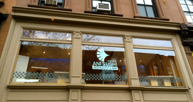 Treated Like Family at Ani Sushi Restaurant & Bar