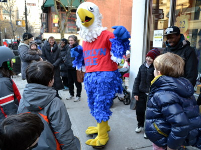 Brooklyn Heights: Kiehl's Grand Opening