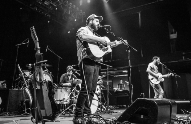 Williamsburg: Bear's Den Comes To The Knitting Factory