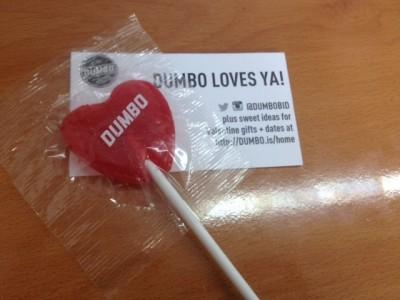 DUMBO: Happy Valentine's Day!