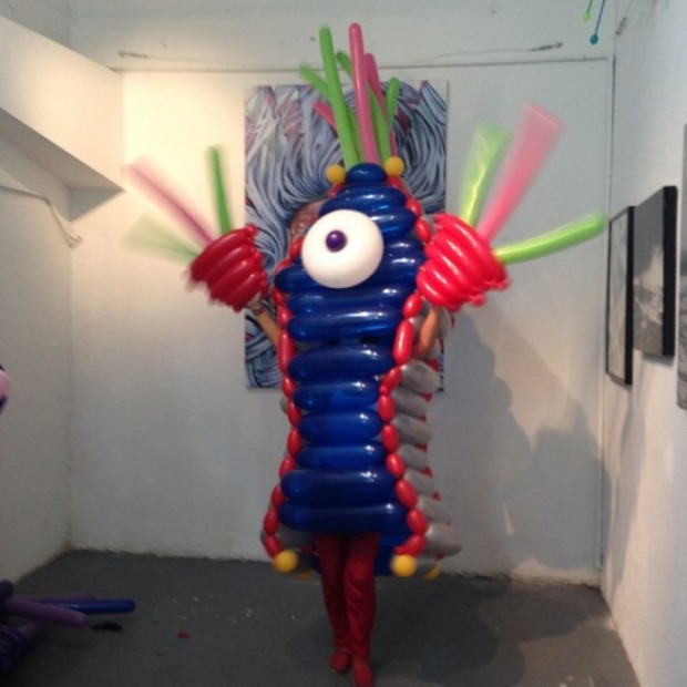 Greenpoint: Balloon Art For Adults