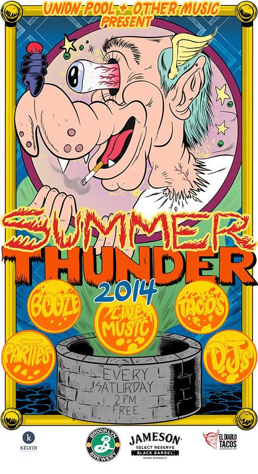 Williamsburg: Summer Thunder 2014