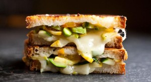 Bites like this from Morris Grilled Cheese will be served up all pre-party long!