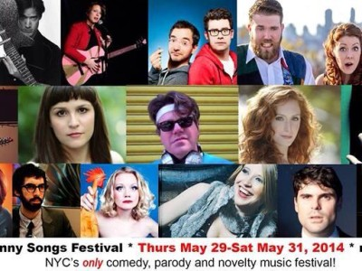 Park Slope: Funny Songs Fest Comes to Brooklyn