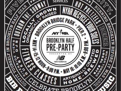 Brooklyn Bridge Park: Beer, Bites & Beats at the BK Half Pre-Party