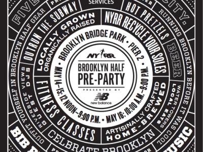 Brooklyn Bridge Park: Beer, Bites & Beats at the BK Half Pre-Party