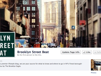 WE ARE OFFICIALLY ON FACEBOOK!