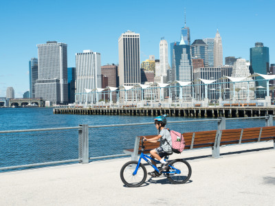 Brooklyn Bridge Park: Activities Galore from Pier to Pier