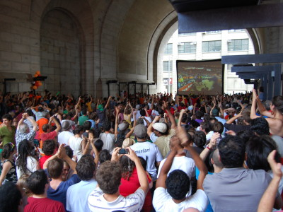 DUMBO: The Archway Hosts World Cup Viewing Party