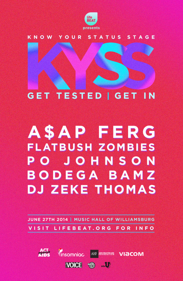 Williamsburg: Music Fights HIV/AIDS at KYSS Concert