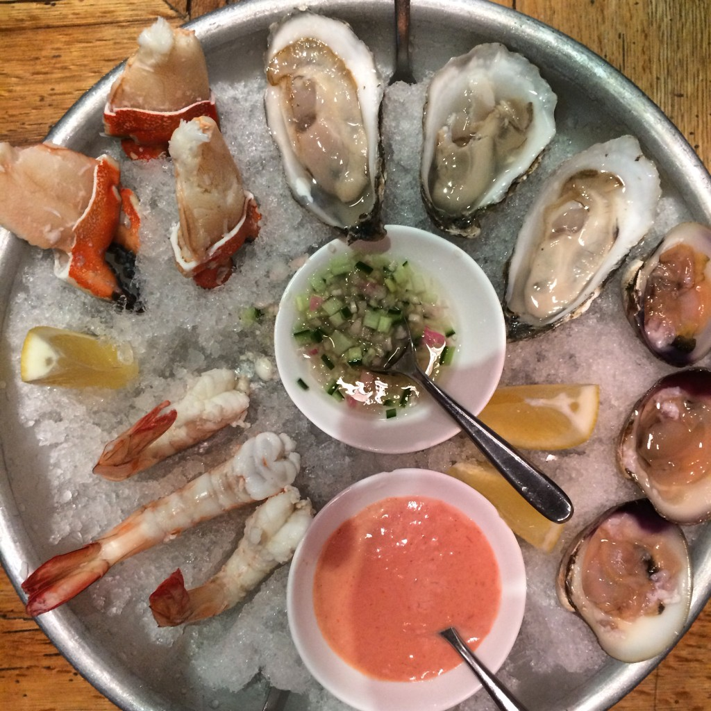 Colonie Raw Bar Happy Hour
