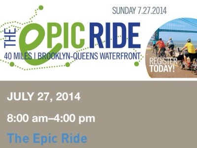 Borough-Wide: The Epic Ride