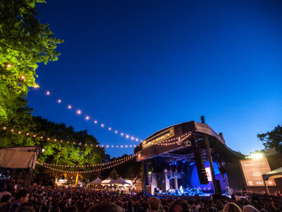Spend Your Warm Summer Evenings At These FREE Outdoor Concerts