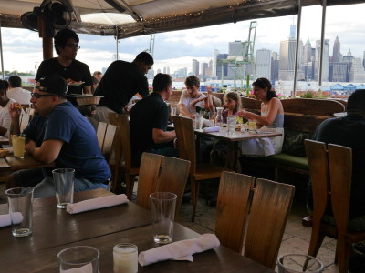 Borough-Wide: A Taste of Brooklyn – Al Fresco Dining