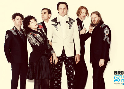 Downtown Brooklyn: Arcade Fire Comes To Light Up Brooklyn