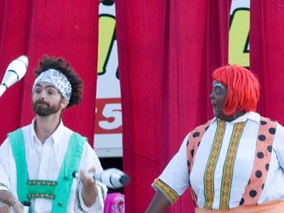 Coney Island: Circus Amok Parks Tour Comes to Brooklyn