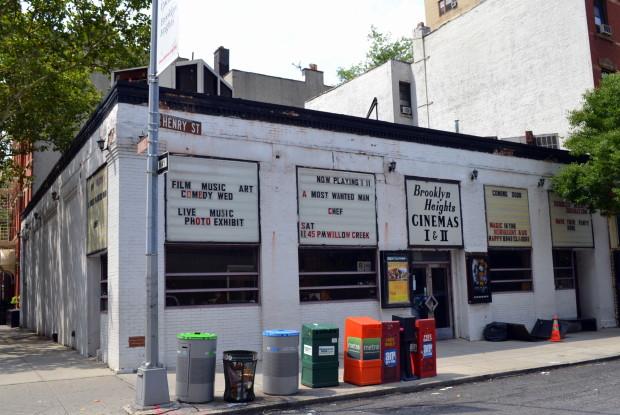 Brooklyn Heights: Brooklyn Heights Cinema Is Moving To DUMBO