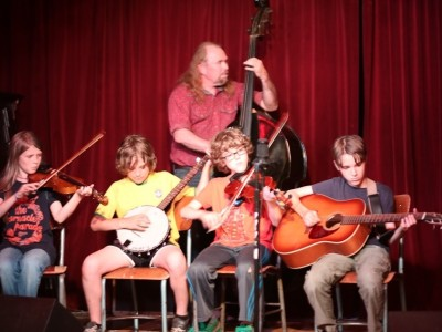 Carroll Gardens: The Jalopy Theatre's Folk Music Lessons