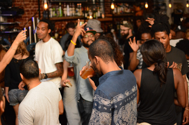"Bed Stuy: Southern Charm & Funk Music at ""Poppin' Deep House"" Event"