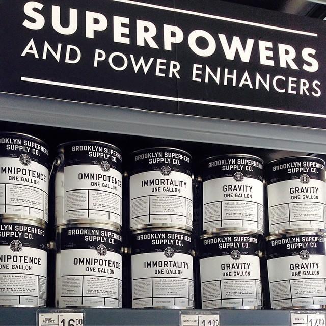 Super Hero Supply Store Brooklyn Children's Events & Activities