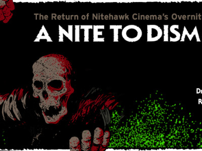 Williamsburg: Nitehawk's Spooky October Lineup