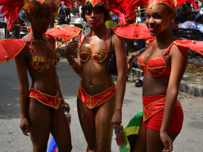 Check Out Our Gallery From The West Indian Day Parade 2014!