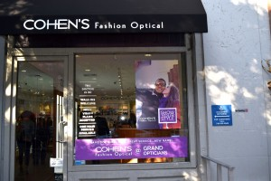 Cohen's Fashion Optical - 151 Montague Street