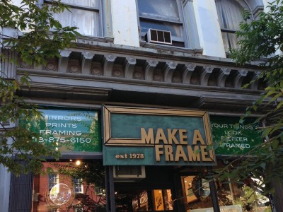 Make-A-Frame Expanding Into Bed-Stuy