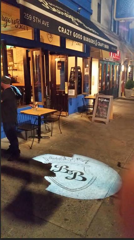 Customizable Creativity at Brooklyn Burgers & Beer