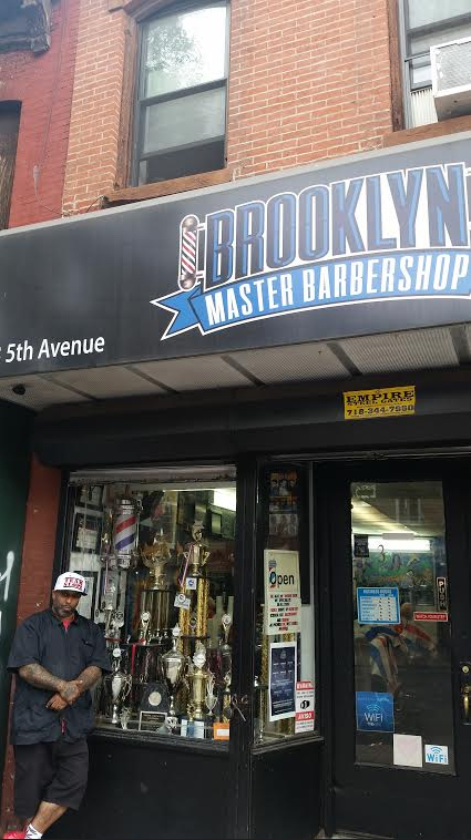 The Industry Standard at Brooklyn Master Barbershop
