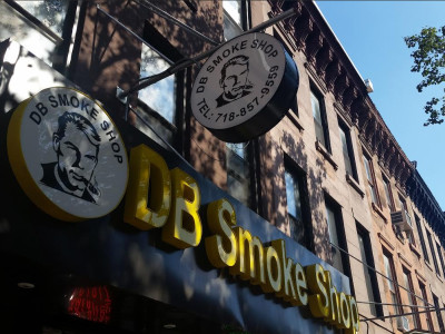 One-Stop Shop at DB Smoke