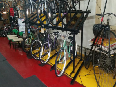 Timeless Yet Modern at Dixon's Bicycle Shop