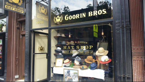 A Wide Array at Goorin Bros.