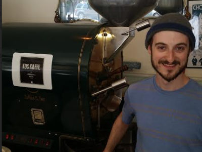 Good Things Brewing at Kos Kaffe Roasting House