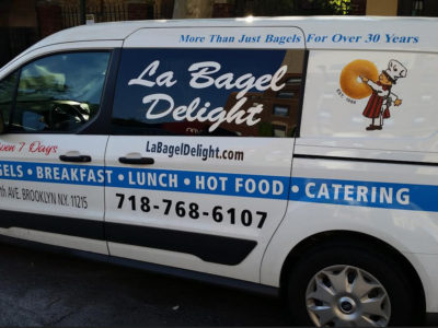 La Bagel Delight: A Neighborhood Favorite