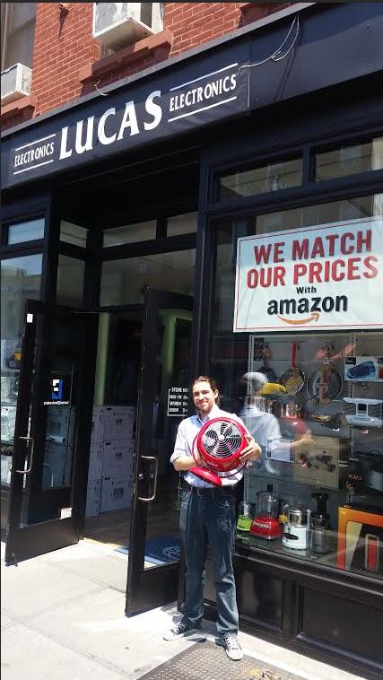 Price Match Guarantee at Lucas Electronics