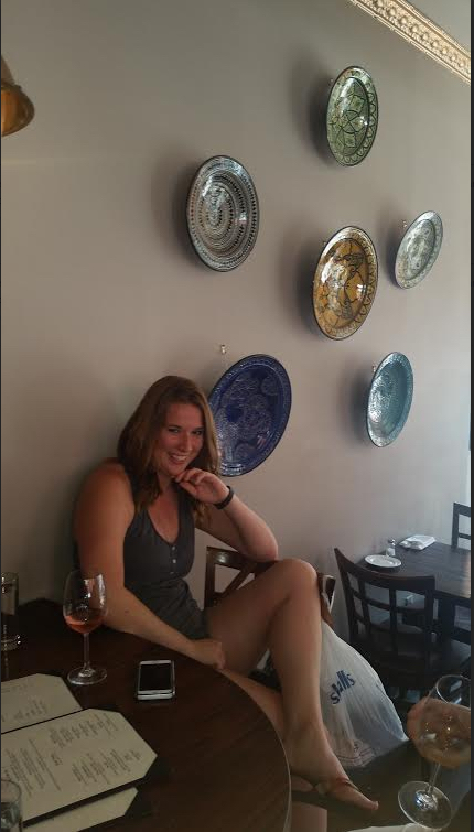 Moroccan Flair at Miriam Restaurant