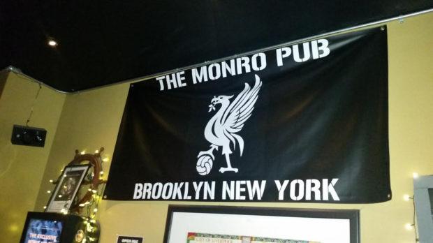 Liverpool Comes Alive in Munro Pub