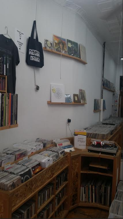 Record Grouch: The Good Old Fashioned Record Shop