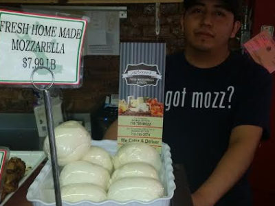 All The Italy You Need at Russo's Fresh Mozzarella and Pasta