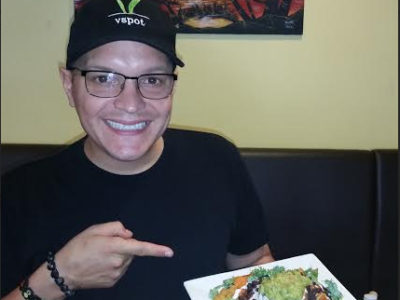 Latin American Vegan Flair at The V Spot