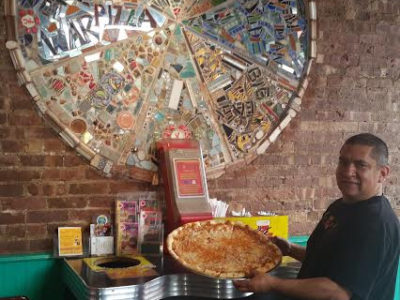 Italy Meets New Orleans at Two Boots Pizza