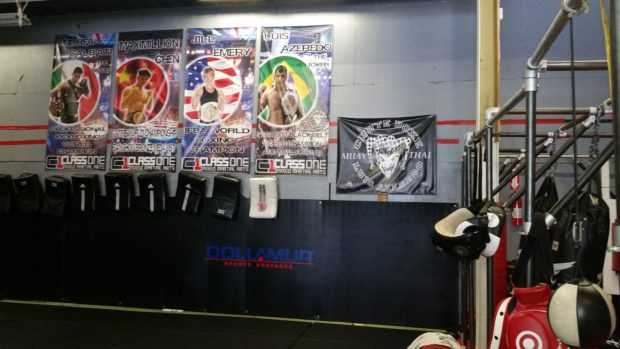 First Class Trainers at Class One MMA Crossfit
