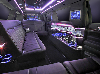 Every Ride is Legendary at Legends Limousine