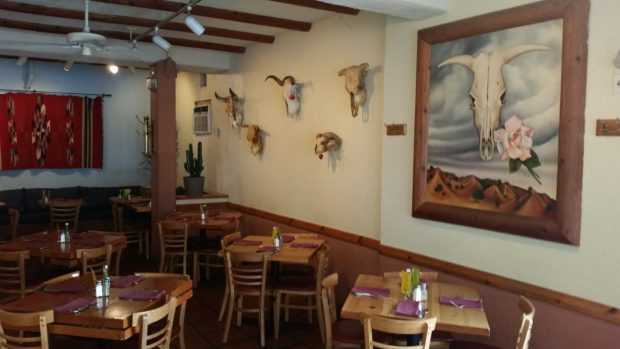 Get Swept Away by the Southwest at Santa Fe Grill
