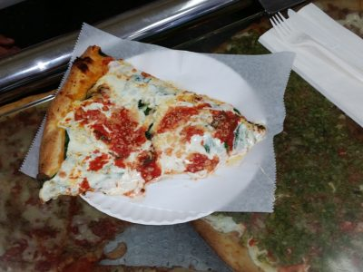 Anna Maria Pizza is a Williamsburg Household Name