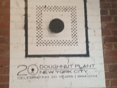 Veteran Bakery Doughnut Plant Continues to Blossom