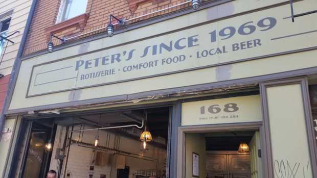 A Taste of Home at Peter's Since 1969