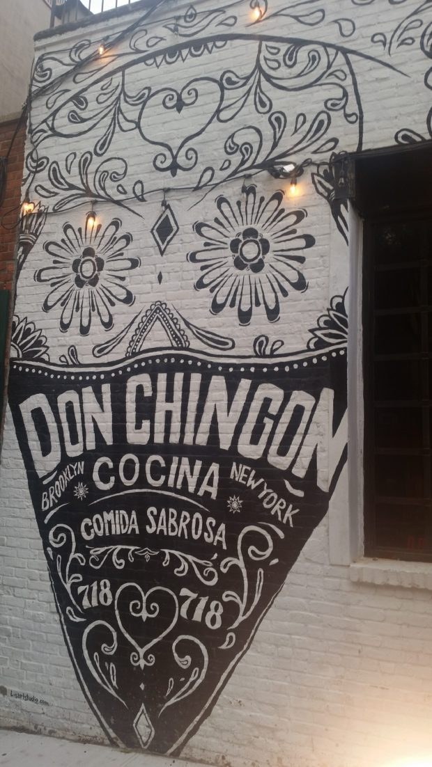 The Vibrant, Cozy Atmosphere of Don Chingon Cocina