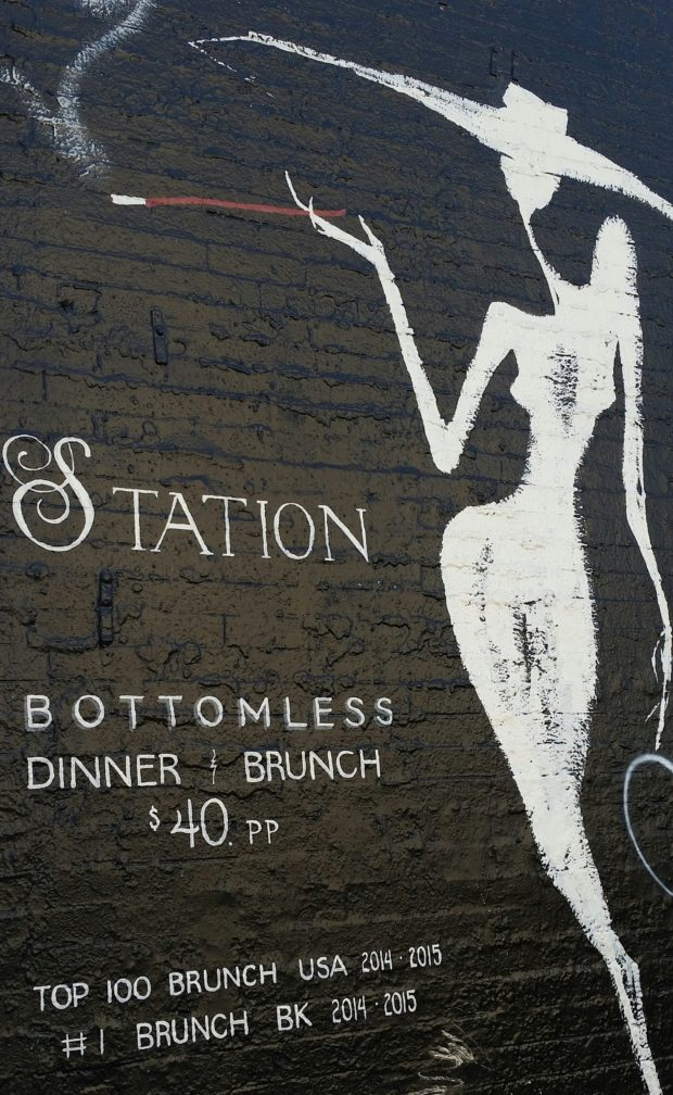 Time Stands Still in Brooklyn's Top Brunch Bistro, Station